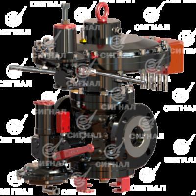 Регуляторы давления газа пилотные модульного типа VENIO-C.R5